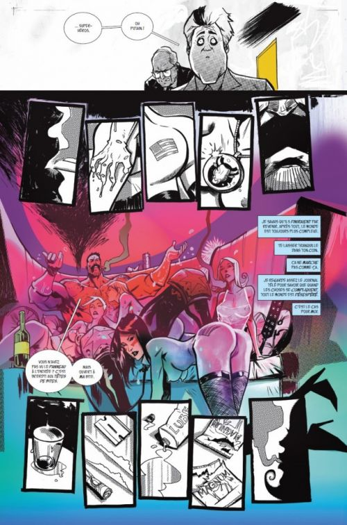 Butcher Baker : Le redresseur de torts (0), comics chez Ankama de Casey, Huddleston