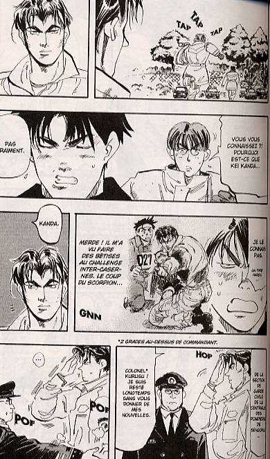 Daigo T6, manga chez SeeBD de Soda