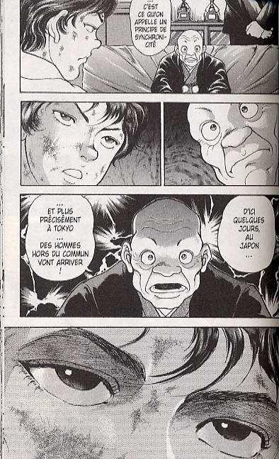 Baki T1, manga chez Delcourt de Itakagi