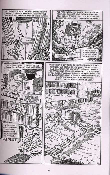 Usagi Yojimbo T5, manga chez Paquet de Sakai