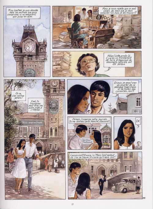 India Dreams – cycle 1, T4 : Il n'y a rien à Darjeeling (0), bd chez Casterman de Charles, Charles