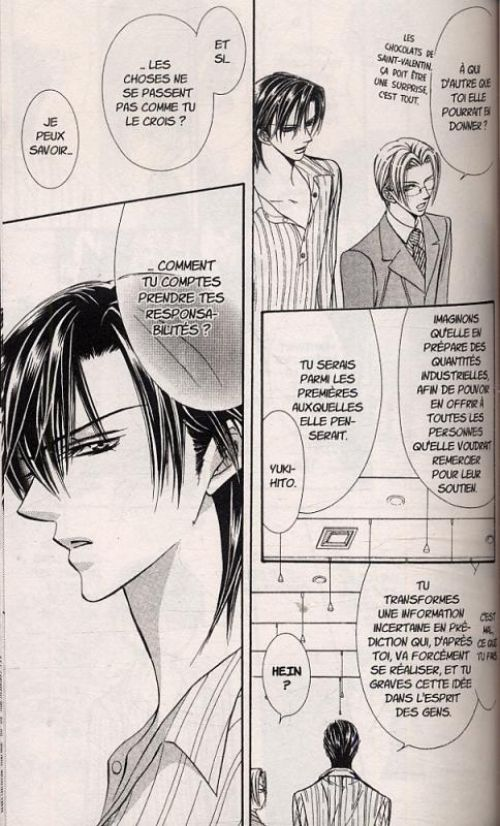 Skip beat ! T24, manga chez Casterman de Nakamura