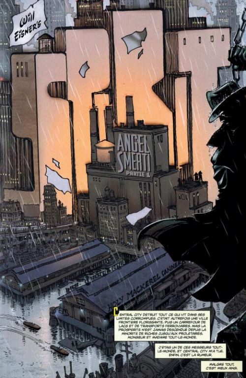 First Wave – featuring The Spirit, T1, comics chez Ankama de Schultz, Hine, Moritat, Bautista, Szymanowicz, Ladrönn