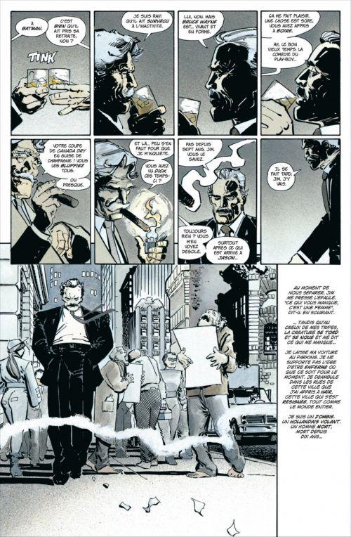 Batman - The Dark Knight returns, comics chez Urban Comics de Miller, Varley, Janson