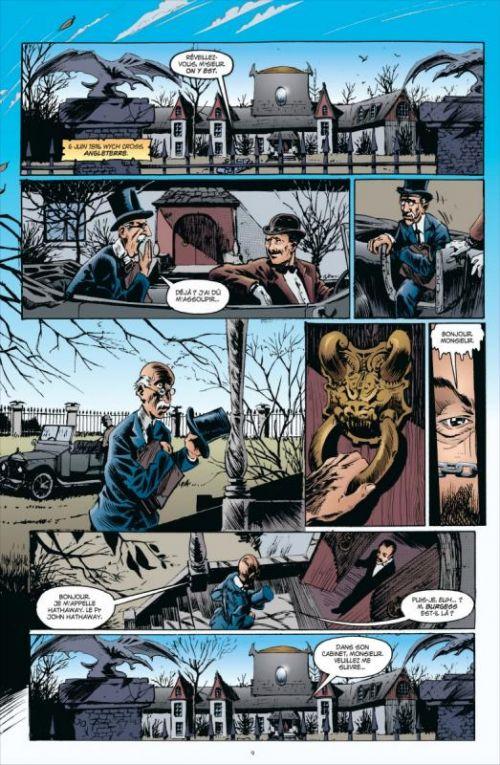 Sandman T1, comics chez Urban Comics de Gaiman, Parkhouse, Dringenberg, Bachalo, Zulli, Jones III, Kieth, Zylonol, Vozzo, McKean