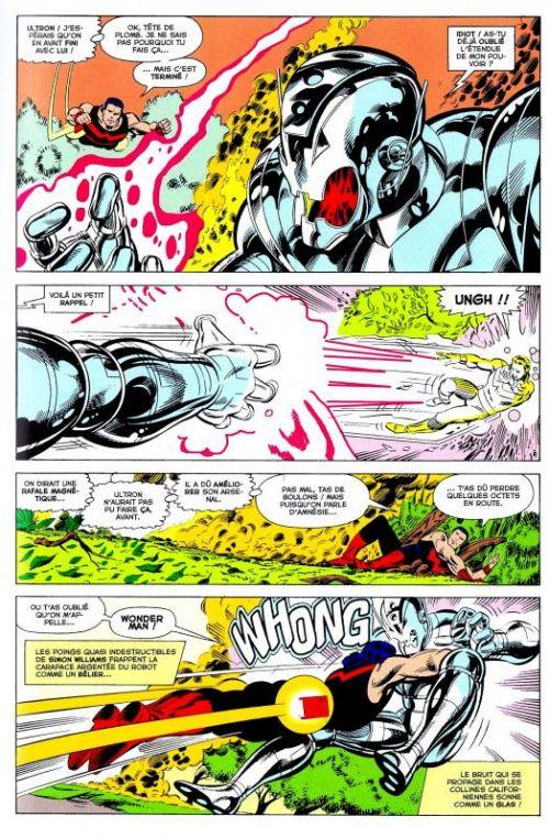 Avengers West Coast : A la recherche de la Vision - Vengeurs de la côte Ouest (0), comics chez Panini Comics de Byrne, Becton, Sharen