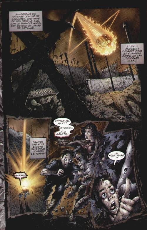 Spawn - Hors série – Curse of the Spawn, T2 : La malédiction de Spawn - T1 (0), comics chez Semic de McEllroy, Turner, Young, Broeker