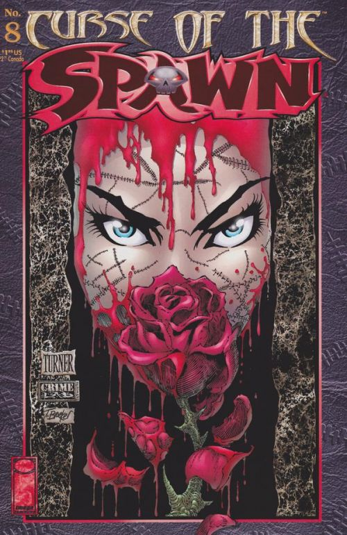 Spawn - Hors série – Curse of the Spawn, T3 : La malédiction de Spawn T2 (0), comics chez Semic de McEllroy, Turner, Nicholas, Broeker