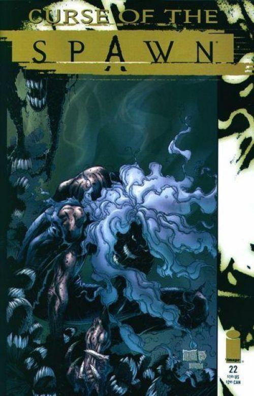 Spawn - Hors série – Curse of the Spawn, T6 : La malédiction de Spawn T5 (0), comics chez Semic de Haberlin, McEllroy, Turner, Broeker, Nicholas