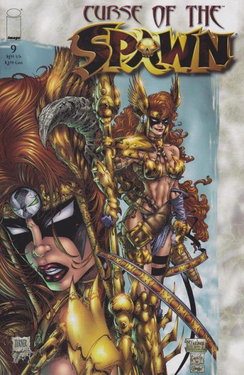 Spawn - Hors série – Curse of the Spawn, T4 : La malédiction de Spawn T3 (0), comics chez Semic de McEllroy, Turner, Nicholas, Broeker, Capullo, McFarlane