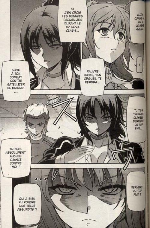 Freezing T11, manga chez Bamboo de Lim, Kim