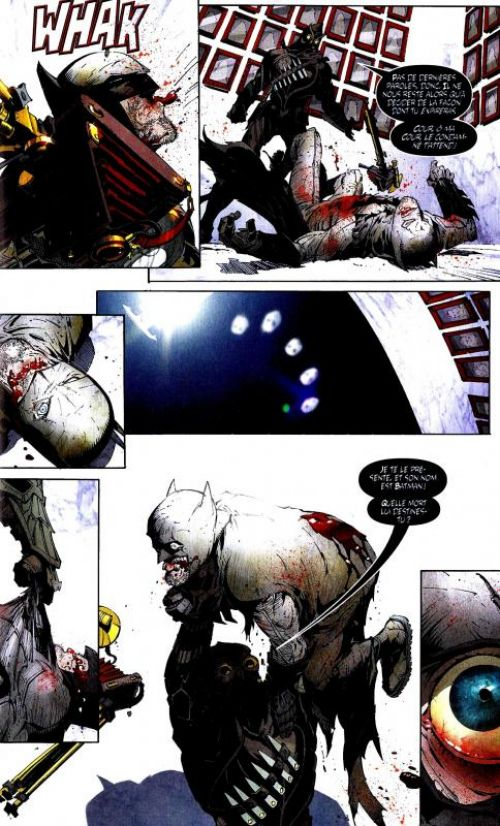Batman Saga T6, comics chez Urban Comics de Tomasi, Simone, Daniel, Snyder, Glapion, Florea, Capullo, Gleason, Syaf, Gray, Hunter, Cifuentes, Arreola, Morey, Kalisz, FCO Plascencia