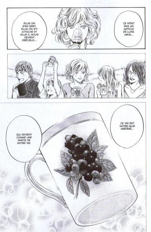 Les gouttes de Dieu T25, manga chez Glénat de Agi, Okimoto
