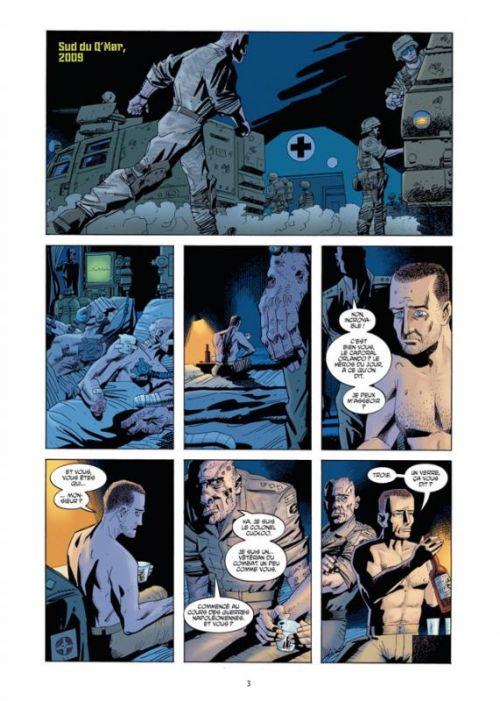 La ligue des gentlemen extraordinaires – Vol.3 - Century, T3 : 2009 (0), comics chez Delcourt de Moore, O'Neill
