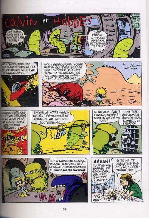 Calvin et Hobbes – Petit format, T17 : La flemme du dimanche soir (0), comics chez Hors Collection de Watterson