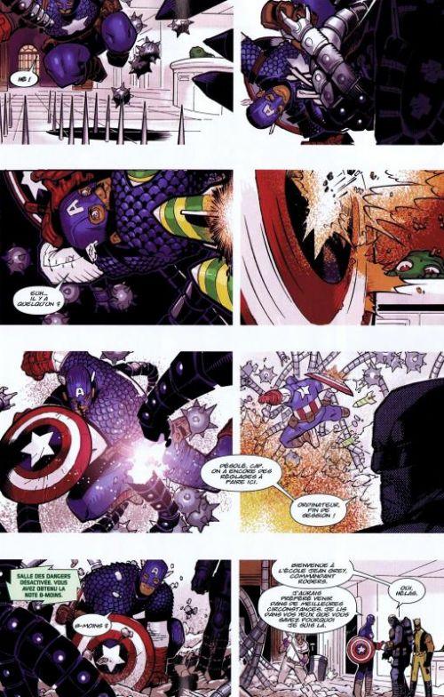 Wolverine (revue) – Revue V 3, T5 : Et ce fut la guerre (0), comics chez Panini Comics de Aaron, Bachalo, Guedes