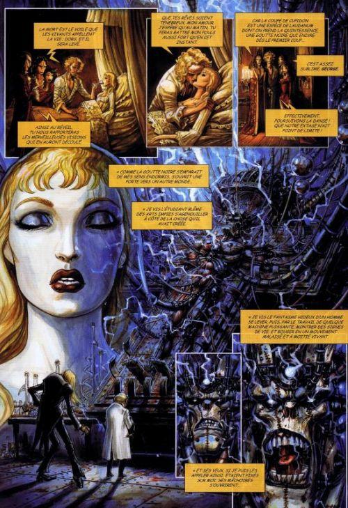 Requiem - chevalier vampire T11 : Amours défuntes (0), bd chez Nickel de Mills, Ledroit