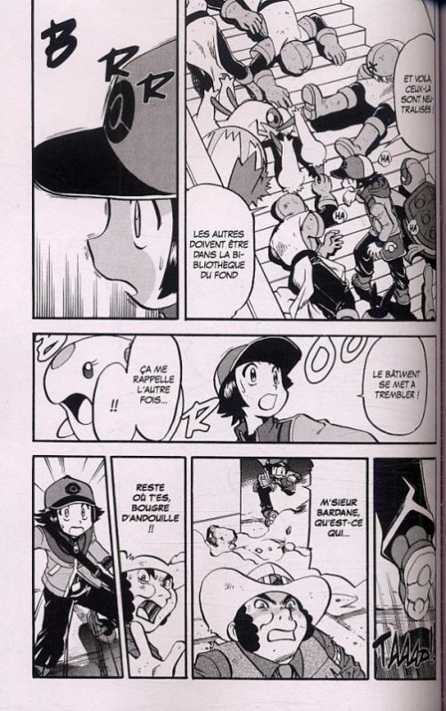 Pokémon noir et blanc T5, manga chez Kurokawa de Kusaka, Yamamoto