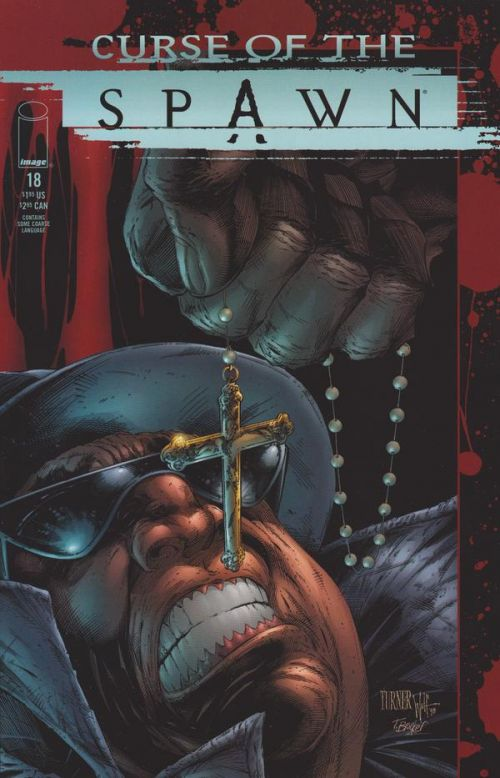 Spawn - Hors série – Curse of the Spawn, T8 : La malédiction de Spawn T7 (0), comics chez Semic de McEllroy, McFarlane, Miki, Crain, Turner, Nicholas, Broeker