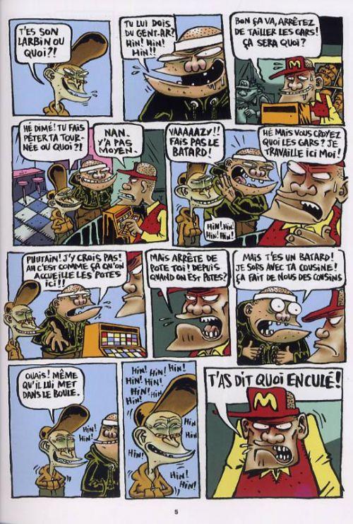 La rage de vaincre, bd chez Editions L'œil d'Horus de El diablo, Salch, Patosh3
