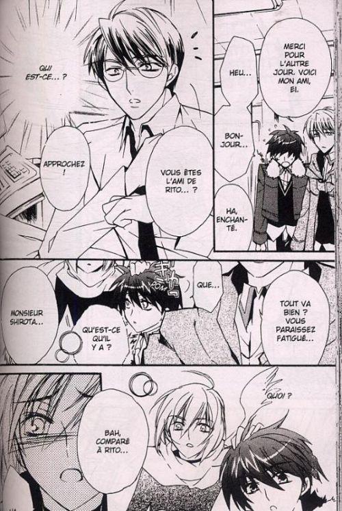 Suis-je un ange ?, manga chez Soleil de Shouoto