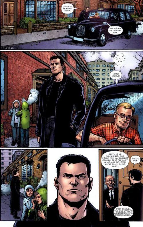The Boys – édition souple, T17 : Le fils du boulanger (0), comics chez Panini Comics de Ennis, Robertson, Aviña