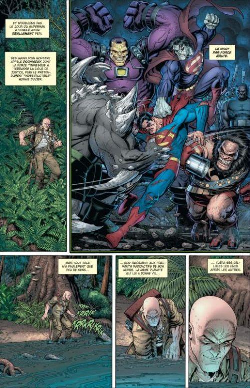 Geoff Johns présente – Superman, T1 : Le dernier fils (0), comics chez Urban Comics de Richard Donner, Johns, Morales, Frank, Wight, Kubert, Adams, Loughridge, Stewart, Delgado, Anderson