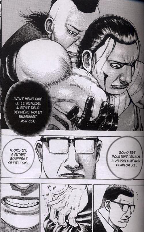 Free Fight - New tough T33, manga chez Tonkam de Saruwatari