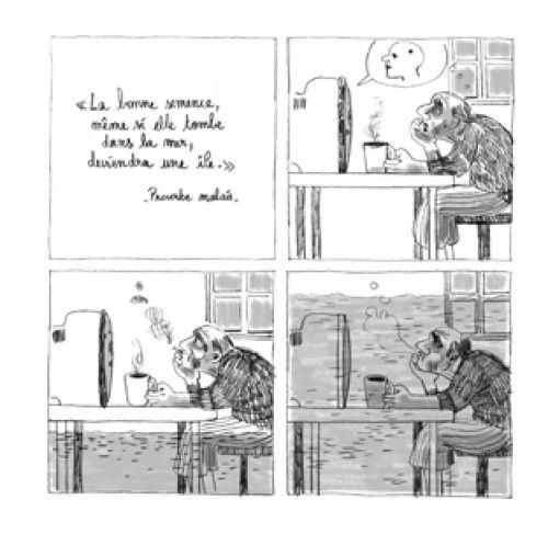 BN² T26 : Mon île (0), bd chez Jarjille éditions de Rouxel