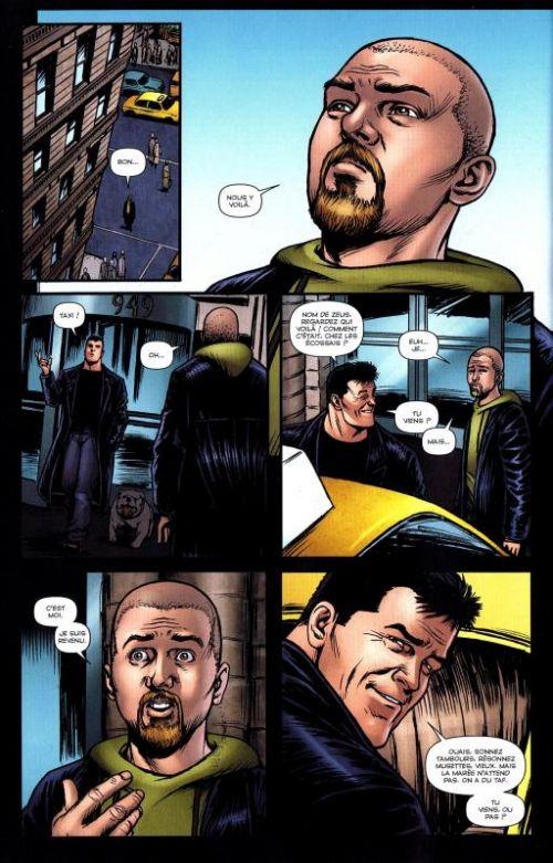 The Boys – édition souple, T16 : Comme à la fête foraine (0), comics chez Panini Comics de Ennis, Braun, Aviña, Robertson