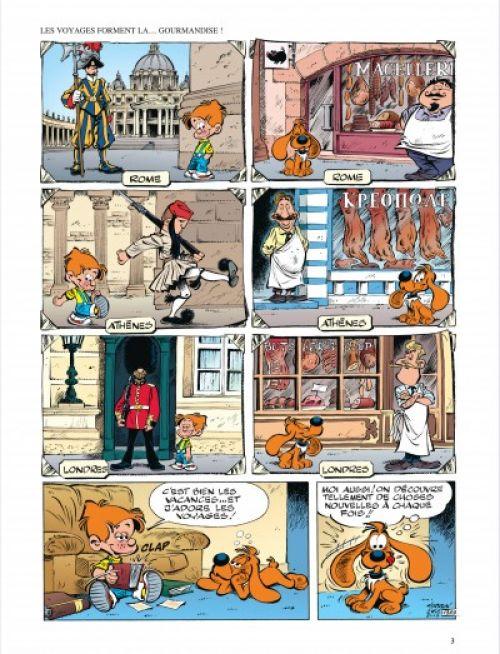 Boule et Bill T34 : Un amour de cocker (0), bd chez Dargaud de Veys, Cric, Aranega, Verron, Ducasse, Ducasse