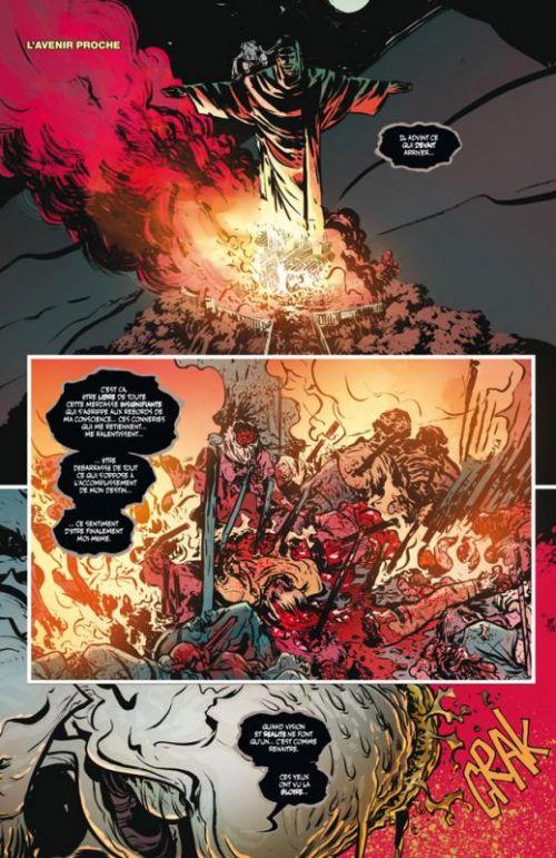 Haunt T4 : Rupture (0), comics chez Delcourt de Casey, Fox, FCO Plascencia
