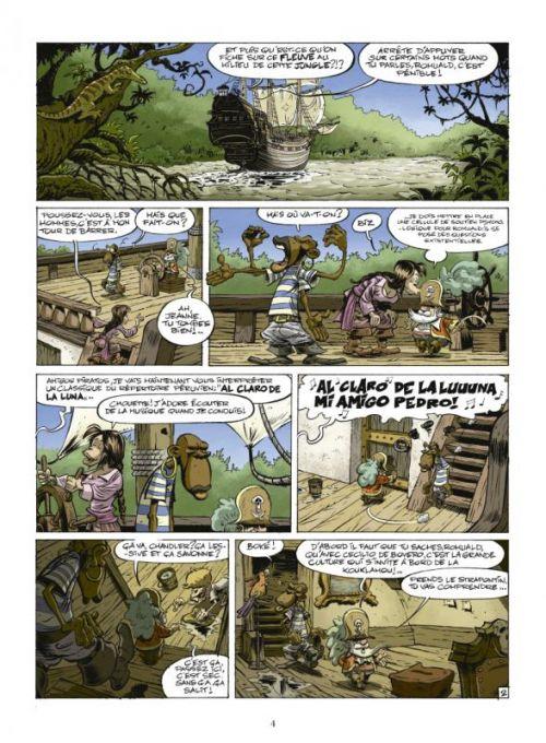 Ratafia T6 : Fitzcarraldies (0), bd chez Treize étrange de Pothier, Pilet, Salsedo