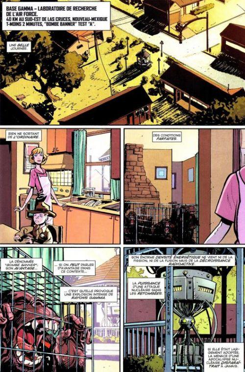 Season One : Hulk (0), comics chez Panini Comics de Van Lente, Fowler, Bellaire, Tedesco