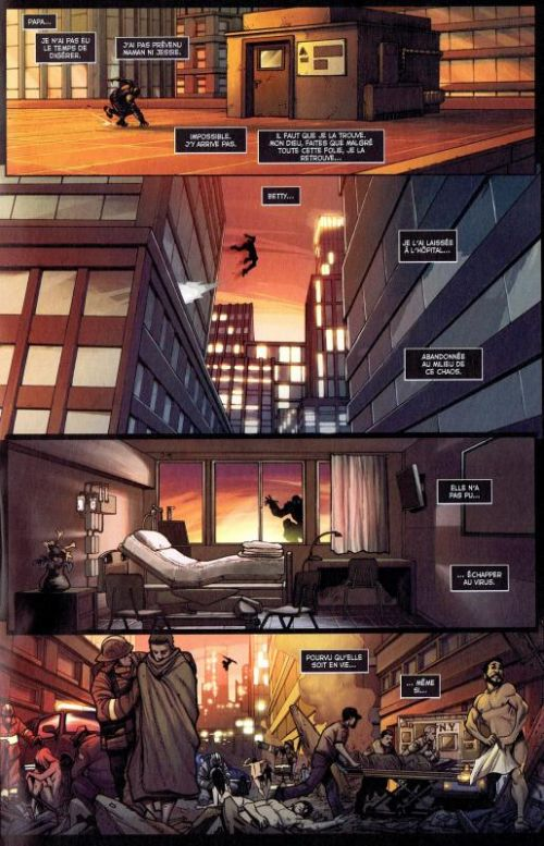 Spider-Man Universe – V. 1, T4 : Sur la route (0), comics chez Panini Comics de Ostrander, Remender, Nauck, Medina, Caselli, Ryan, Martin jr, Rauch, Pennington, Gracia, Olazaba, Christopher