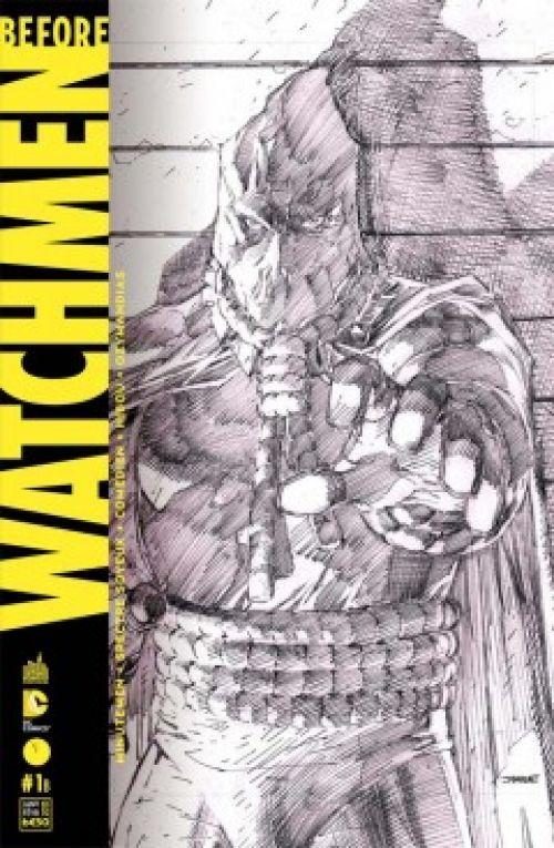 Before Watchmen T1, comics chez Urban Comics de Wein, Cooke, Conner, Azzarello, Straczynski, Jones, Kubert, Lee, Higgins, Mounts, Chung, Anderson, Sinclair, Noto, Kubert
