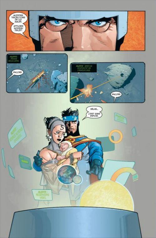 Superman - Les origines, comics chez Urban Comics de Waid, Guedes, Kolins, Yu, Alanguilan, Schwager, McCraw, McCaig