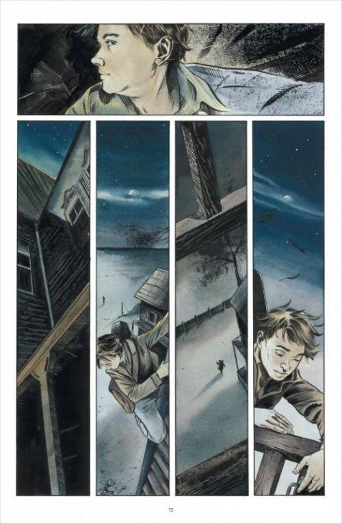 Severed, destins mutilés, comics chez Urban Comics de Tuft, Snyder, Futaki, Guilhaumond