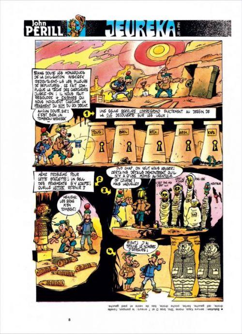 Spirou et Fantasio T13 : 1981-1983 (0), bd chez Dupuis de Tome, Janry, Léonardo