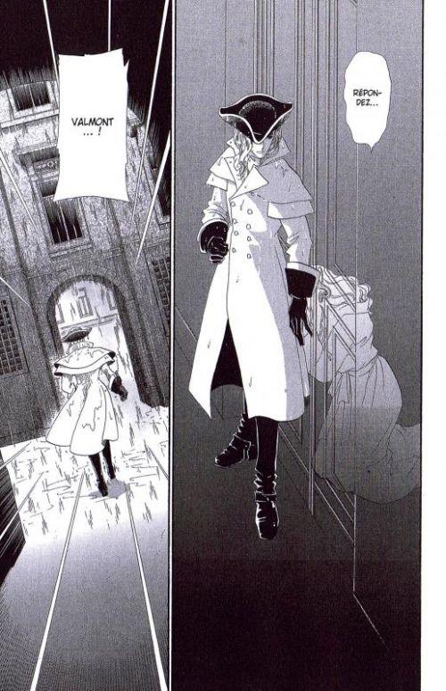 Le Vicomte de Valmont - les liaisons dangereuses – 1e edition, T1, manga chez Soleil de Saito