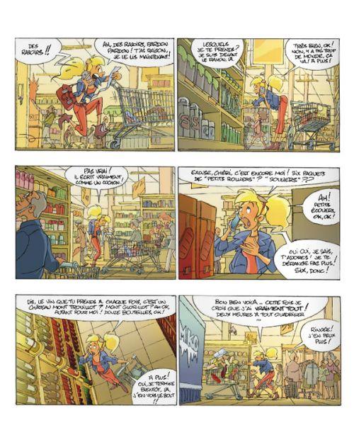 Tous les défauts des mecs T3 : Et leurs joujoux électroniques... (0), bd chez Vents d'Ouest de Jim, Fredman, Delphine
