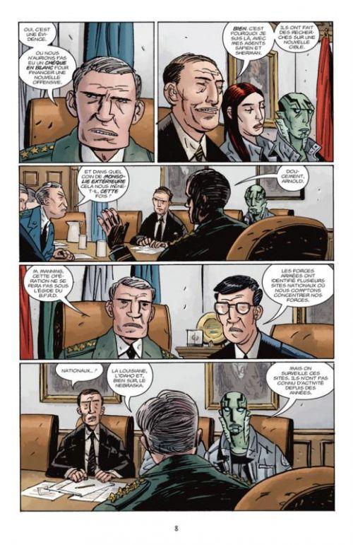 B.P.R.D. T11 : Le Roi de la peur (0), comics chez Delcourt de Mignola, Arcudi, Davis, Stewart