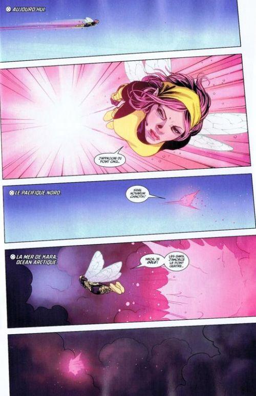 X-Men Universe – Revue V 2, T7 : Exécution finale (0), comics chez Panini Comics de Remender, Lapham, Wood, Liu, De La Torre, Noto, Arlem, Lopez, Perkins, White, Ramos, Rosenberg, Loughridge, Molina