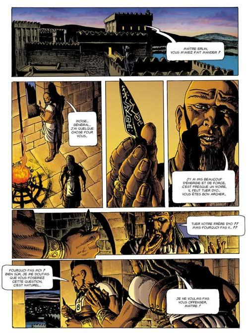 L'histoire secrète T1 : Genèse (0), bd chez Delcourt de Pécau, Kordey, Beau