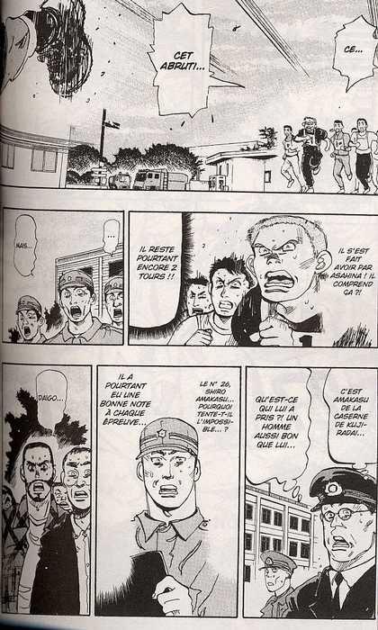 Daigo T8, manga chez SeeBD de Soda