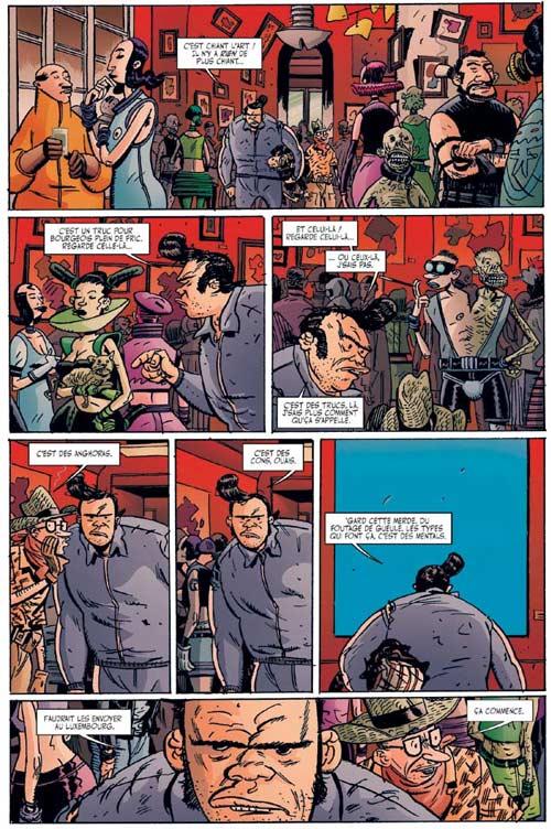 Les zombies qui ont mangé le monde T3 : Popypop ne répond plus (0), bd chez Les Humanoïdes Associés de Frissen, Davis, Kirchoff