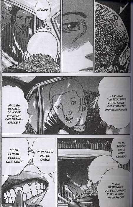 Homunculus T1, manga chez Tonkam de Yamamoto