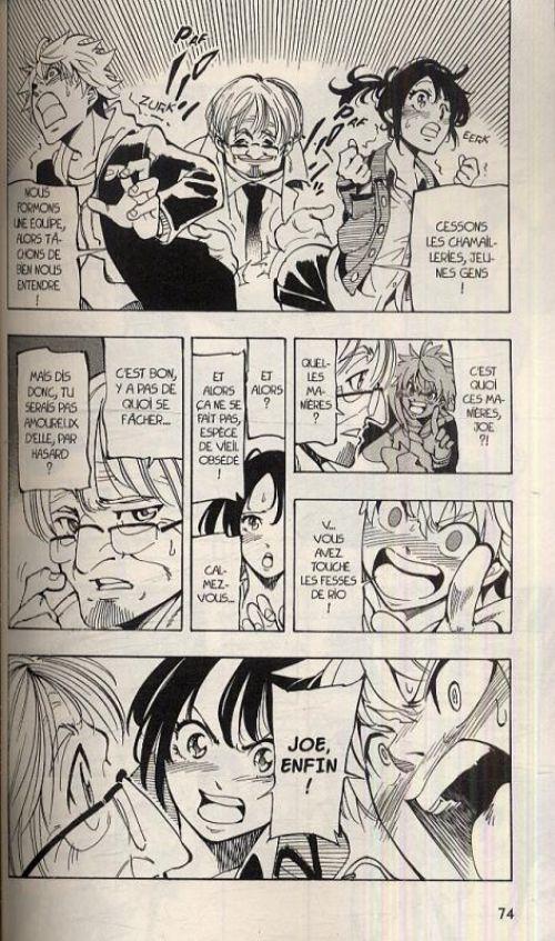 Arago T2, manga chez Pika de Arai