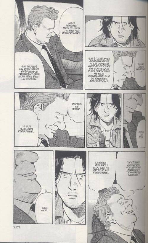 Monster - Edition deluxe T7, manga chez Kana de Urasawa