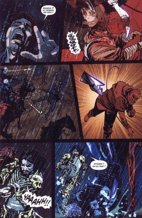 Hellraiser T3 : La réponse du paradis (0), comics chez French Eyes de Humphreys, Barker, Diblasi, Miller, Thomson, Ordon, Moore, Space Goat Productions, Bellaire, Bradstreet